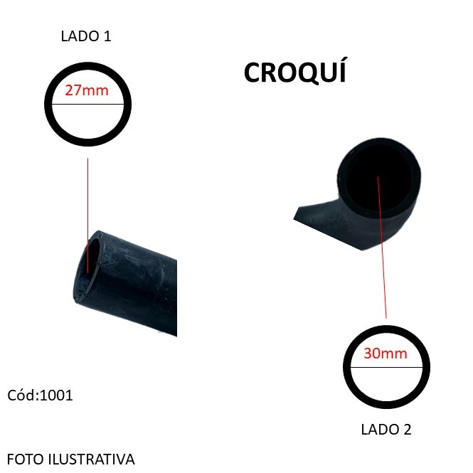 CROQUÍ M1001