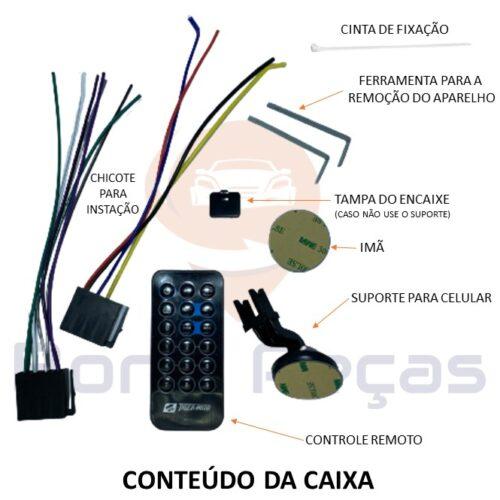 CONTEÚDO DA CAIXA